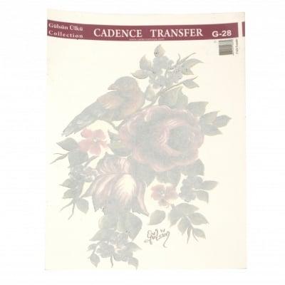Трансферна хартия 17x25 CADENCE - G-28