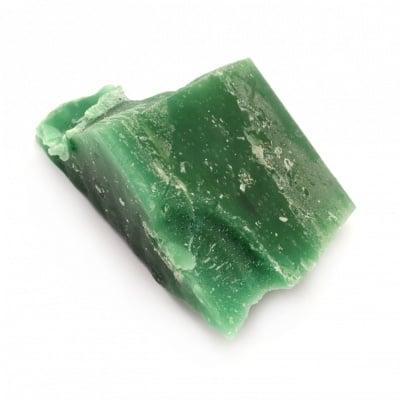 Парафинова смес парчета 250 гр зелена