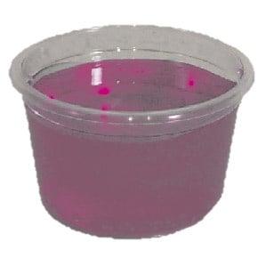 Оцветител концентрат на восъчна основа за гел за свещи Meyco лилав -4 грама
