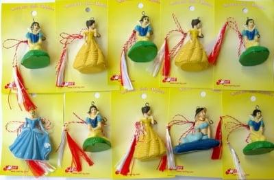 Мартеници фигурки кукли 10 броя