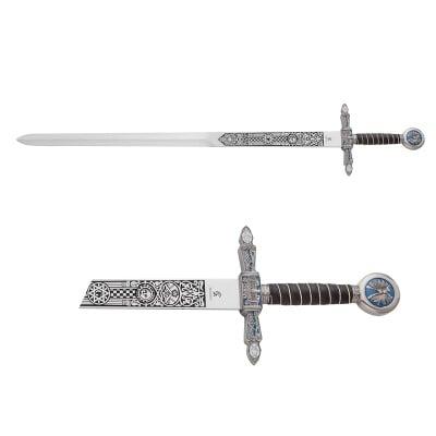 Масонски меч