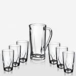 Diamante кана+6 чаши за вода