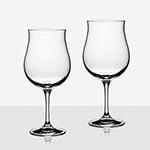 Invino 2 чаши вино - кристалин