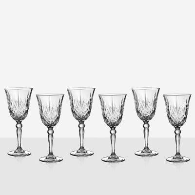 Melodia чаши за вино - 6 броя