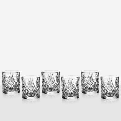 Melodia чаши за уиски, 6 броя