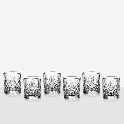 Чаши за ракия Melodia - 6 броя