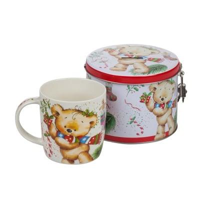 Чаша за чай Мече MUG класик