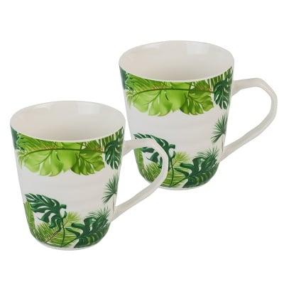 Комплект 2 чаши палми