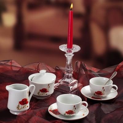Poppy сет за кафе