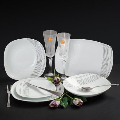 Silver line сет за хранене