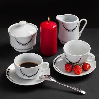 Crescent сет за кафе