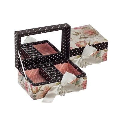 Рози 01 кутия за бижута