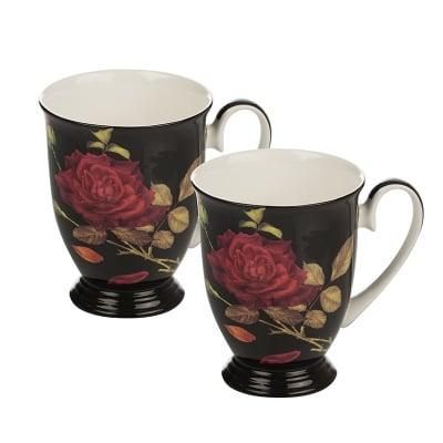 Роза GOLD к-т две чаши ROYAL MUG