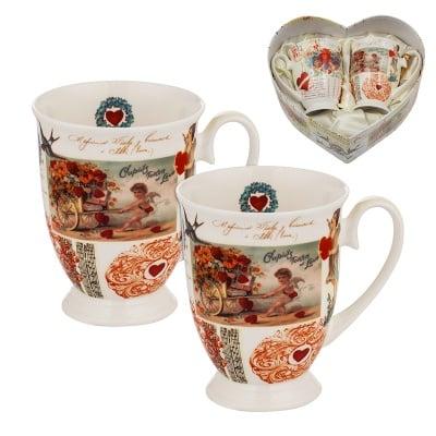 Ангелчета комплект 2 чаши Royal Mug