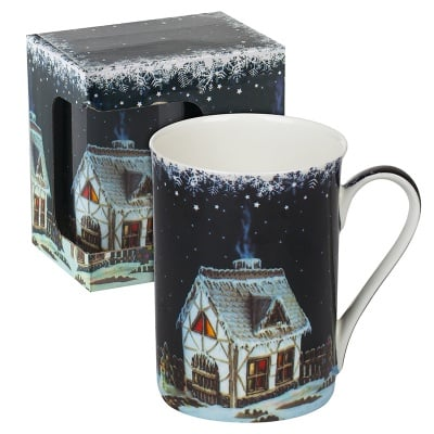 Чаша за чай Къща сладкиш MUG класик