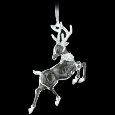Висулка елен сребро