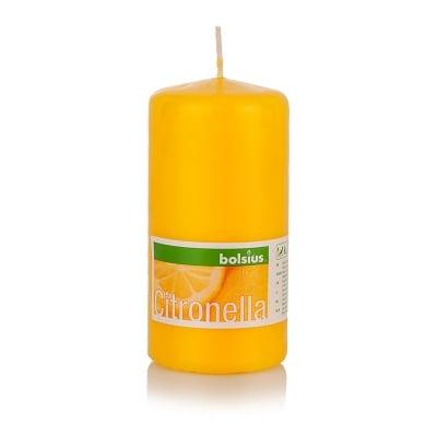 Свещ лимон 120/60