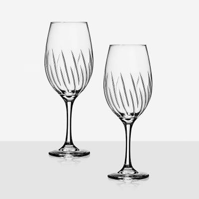 Mistral 2 чаши вино - 320 мл.