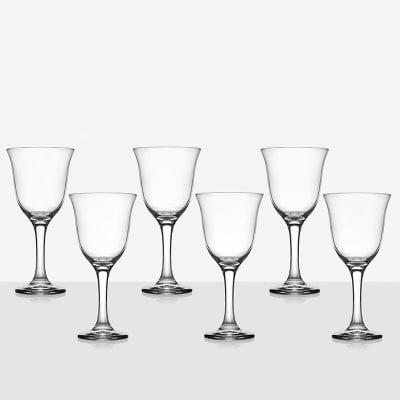 Elba к-кт 6 чаши за вино