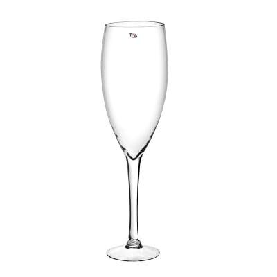 Ваза чаша 60 см. - стъкло
