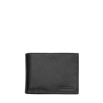 Мъжки портфейл черен CHIARUGI