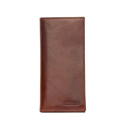 Кафяв портфейл вертикален CHIARUGI