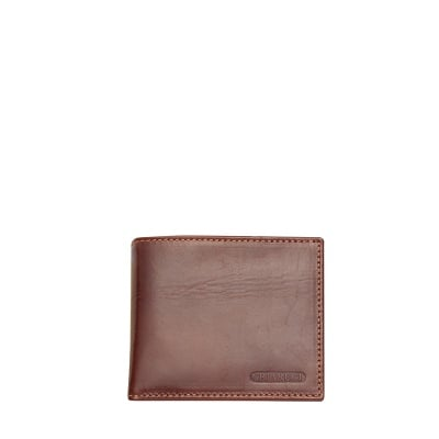 Кафяв мъжки портфейл CHIARUGI