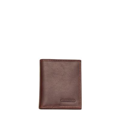 Мъжки кафяв портфейл CHIARUGI