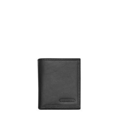 Мъжки черен портфейл CHIARUGI