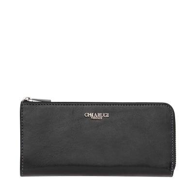 Черно портмоне с цип CHIARUGI