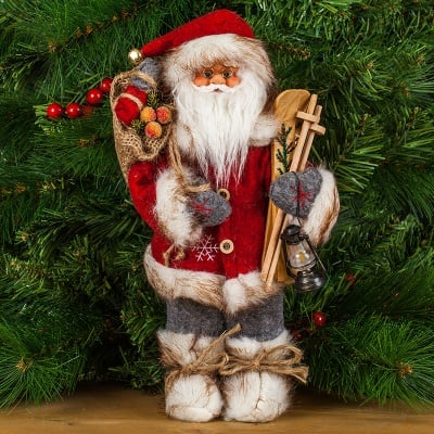 Дядо Коледа 30см.