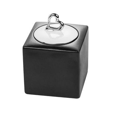 Кубче сърце - кутийка