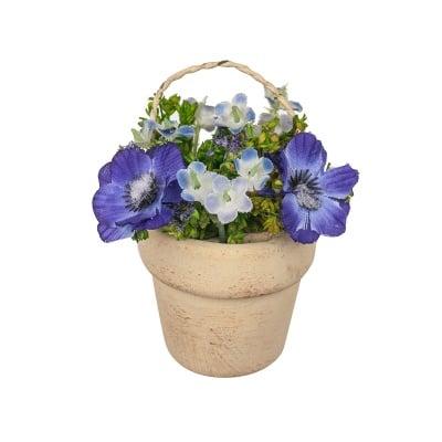 Кошничка цветя с магнит