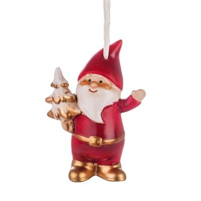 Дядо Коледа порцелан