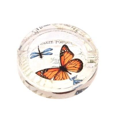 Пепелник пеперуда малък