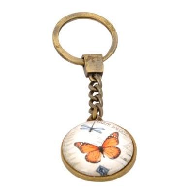 Ключодържател оранжева пеперуда