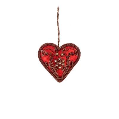Етно висулка сърце