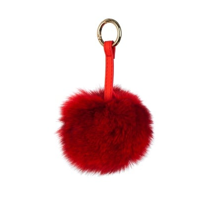 Ключодържател червена топка