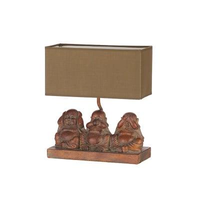 Лампа Буда