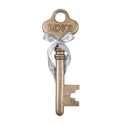 Ключ за стена  Любов с панделка