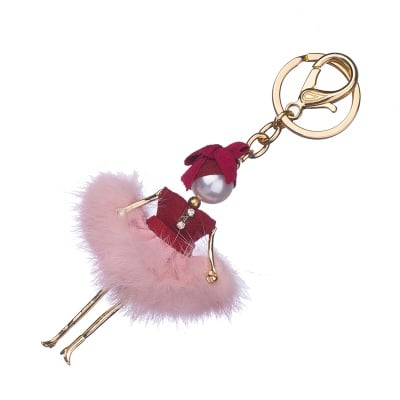 Ключодържател балерина