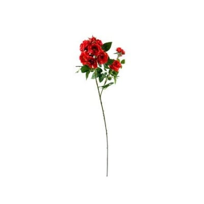 Рози червени 87см.