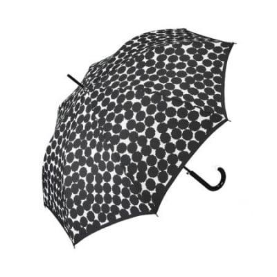 Дамски чадър PIERRE CARDIN - с черни кръгове