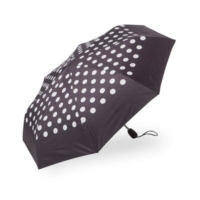 Дамски чадър PIERRE CARDIN с черен кант