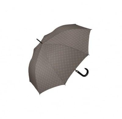 Дамски чадър PIERRE CARDIN светло кафяв