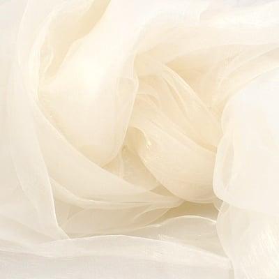 Органза бяла