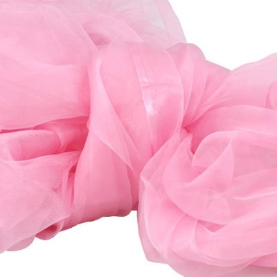 Органза розова