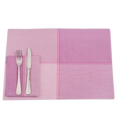 Комплект за маса лилав