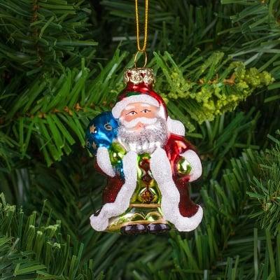 Играчка Дядо Коледа