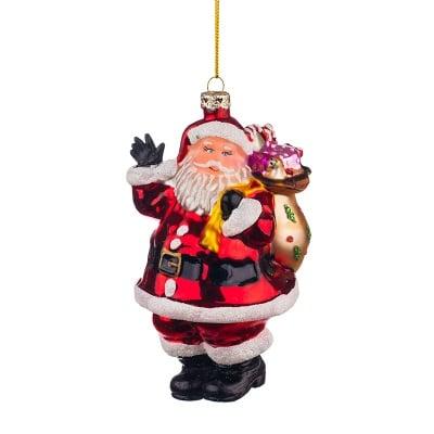 Коледна играчка Дядо Коледа